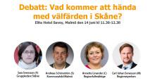Påminnelse: Almega släpper rapport om hur Reepalu-utredningen kan påverka Skåne