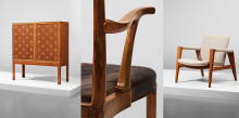 Dansk designskatt säljs i Sverige - Privat samling av Hans J. Wegner värd miljoner
