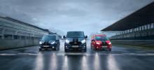 Försäljningsrekord för Ford Transit Sport 2018 – nu blir den ännu kraftfullare