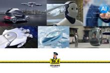"""Taxi Göteborg är med och skapar årets tävling """"Framtida Transporter 2048"""""""