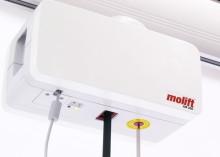 Molift Air – en flexibel taklyft med låg vikt