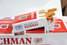 Three arrested on suspicion of tobacco smuggling