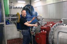 Pressmeddelande - Sydvatten inviger ny råvattenledning och stänger av pump efter 20 år i drift