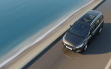 Ford presenterar nya, lyxiga Galaxy – en sjusitsig storbil som nu blivit ännu mer bekväm och praktisk