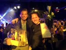 Pharem Biotech fick Årets innovationspris i Södertälje