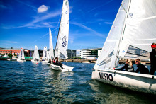 Pressinbjudan: Student-SM i segling 13 maj - i hjärtat av Göteborg