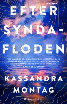 Efter syndafloden – en hoppingivande och storslagen dystopi av hyllade debutanten Kassandra Montag