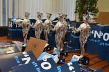 Festliche Verleihung 4. Service Award Kiel