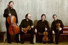 Borodinkvartetten 21 mars - spelar Borodin, Sjostakovitj, Tjajkovskij