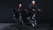 Die neuen Spinnado Indoor Bikes – rauf auf's Rad!