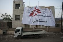 Jemen: Läkare Utan Gränser tvingas stänga projekt efter attack