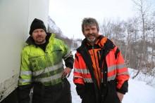 DE NORSKA VÄGHJÄLTARNA ÄR TILLBAKA MED EN FJÄRDE SÄSONG AV ICE ROAD RESCUE PÅ NATIONAL GEOGRAPHIC
