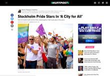 Natur, stadsliv, god mat och design i rubrikerna när omvärlden berättar om destinationen Sverige