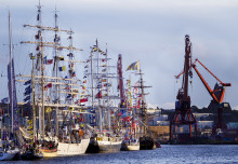 Publiksuccé för North Sea Tall Ships Regatta