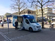 Beratungsmobil der Unabhängigen Patientenberatung kommt am 23. August nach Erlangen.