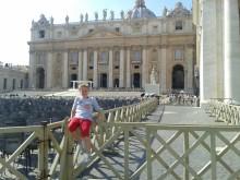 Audienz beim Papst - Mit dem S-Quin Auftragsservice kein Problem!