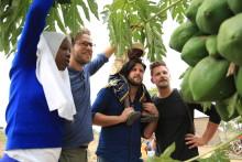Solala nya ambassadörer för Vi-skogen