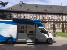 Beratungsmobil der Unabhängigen Patientenberatung kommt am 17. Juli nach Goslar.