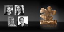 Årets Kurslitteraturpris till bok om modern industriell ekonomi