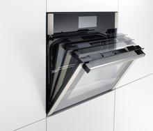 Elegant, nytt lukkesystem på Gorenjes ovner og komfyrer