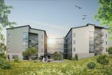 Humana bygger innovativt vård- och omsorgsboende centralt i Åkersberga