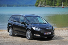 Ford Galaxy: ab sofort mit 2.0 TDCi-Motor mit 127g CO2-Emission bestellbar