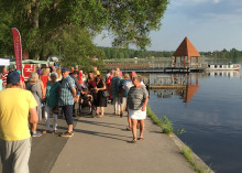Femårsjubilerande LindeDagen - en folkfest med det mesta av det bästa med Lindesberg