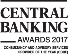 """BearingPoint honored as """"Central Banking Consultancy and Advisory Services Provider of the Year 2017"""" with Abacus360 Regulator"""