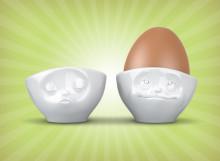 Påskens roligaste äggkoppar!
