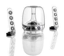 harman kardon SoundSticks III Deliver Outstanding Sound Quality with Sleek Design