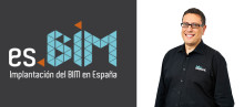 "The BIM Commission, from the Spanish Ministry of Public Works appoints Mario Ortega from BIMobject® as the Head of Work Subgroup 3.8 ""Information Management"""