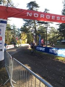 Mohr, Wærenskjold, Moe og Johannessen seiret i den femte NorgesCupen i sykkelkross i Tønsberg.