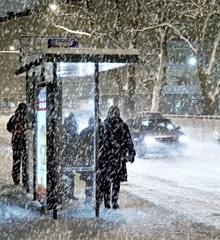 Spretiga regler för snöröjning skapar förvirring för villaägare