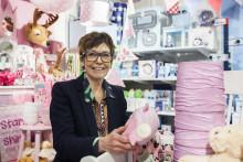 IEMS öppnar butik i handelshuset Vimpeln