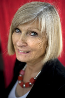 Chantal Mouffe utses till hedersdoktor vid Södertörns högskola 2016