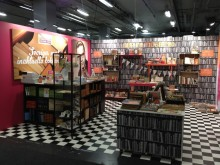 Besök Sveriges mest inaktuella bokhandel