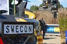 Swecons digitale Welt  - Swecon Baumaschinen GmbH auf der NordBau 2019