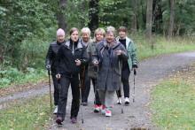 Ökad fysisk aktivitet med personligt och tekniskt stöd