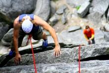 Dem Fels ganz nah – Kletterurlaub im Meraner Land