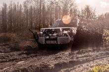 Ny Land Rover Defender testes i Afrika