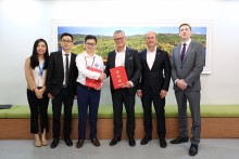 Stena Line signs deal with China's largest travel agent