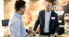 Innovatiiviset palonestoratkaisut lisäävät puun käyttömahdollisuuksia - Kiilto mukana Puupäivässä Helsingissä