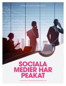 Rekryteringsrapport 2018: Sociala medier har peakat