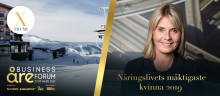 Näringslivets mäktigaste kvinna 2019 kommer till Åre Business Forum