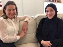 Stockholmshems medarbetare mentorer för nyanlända