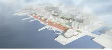 Parkeringsbolaget och Skanska bygger parkeringsanläggning på Skeppsbron
