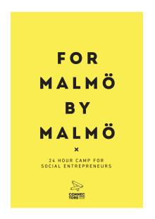 For Malmö by Malmö crowdsoursar