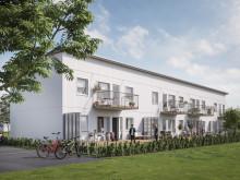 Turordningen avgör i försäljningen av 40 BoKlok lägenheter i Ödåkra