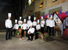 The Swedish National Culinary Team's tough taste challenge