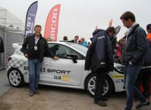 Renault satsar vidare – nytt treårsavtal med STCC
